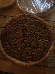 My annual pecan. Would you give it up?